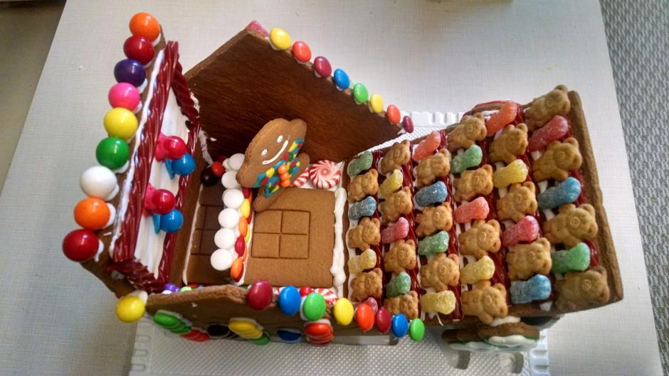 Gingerbread B250